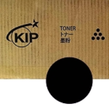 KIP Black Toner 1,000 Gram Cartridges (2 Per Carton)