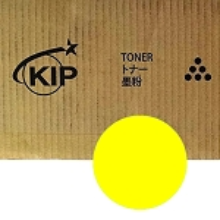 KIP Yellow Toner 1,000 Gram Cartridges (2 Per Carton)