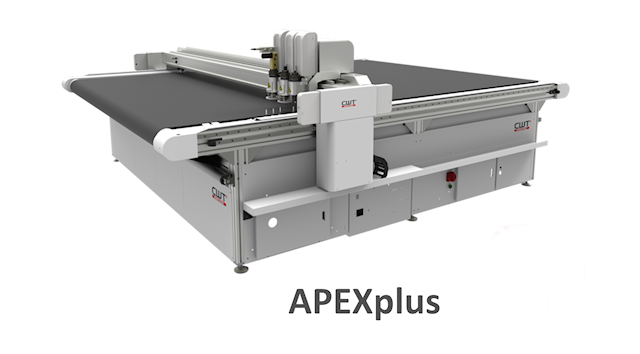 Apex Plus Digital Flatbed Cutter