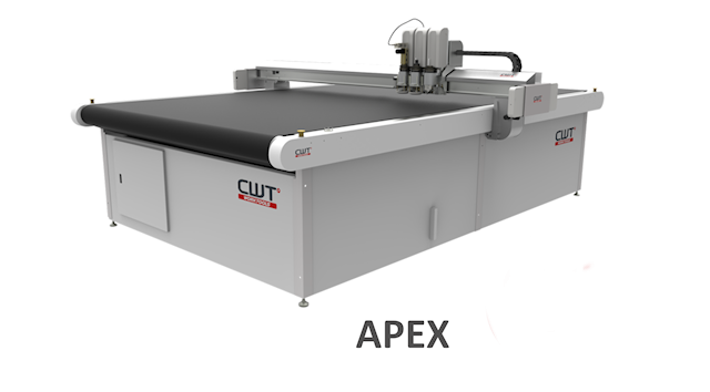 Apex Digital Flatbed Cutter