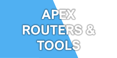 Apex Routers & Tools