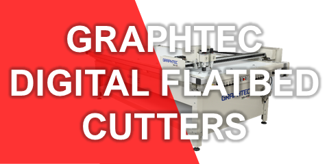 Graphtec Digital Flatbed Cutters