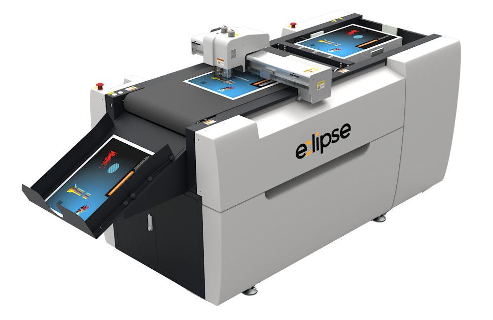 Eclipse 5070 Digital Die Cutter Series