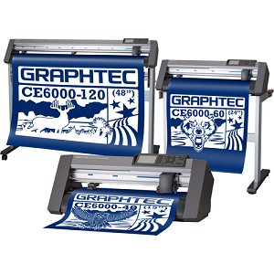 Graphtec CE6000 Series Cutting Plotters