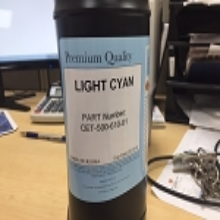 CET Color Light Cyan 50 Series Ink Bottle (1 Liter)