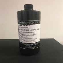 CET Color Black 96 Series UV Curable Ink Bottle (1 Liter)