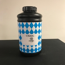 CET Color Mosaic Cyan Ink Bottle (1 Liter)