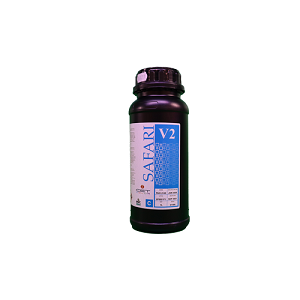 Cyan Safari Q5/K2 UV Ink Bottle (1 Liter)