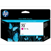 HP 72 Series Magenta 130-ml Designjet Ink Cartridge