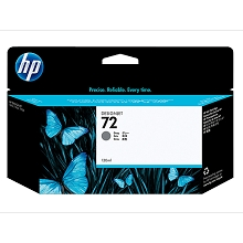 HP 72 Series Gray 130-ml Designjet Ink Cartridge