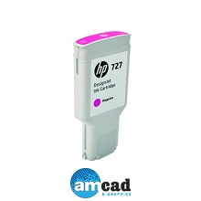 HP 727 300ml Magenta Designjet Ink Cartridge
