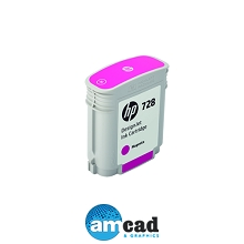 HP 728 40ml Magenta Designjet Ink Cartridge