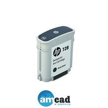 HP 728 69ml Matte Black Designjet Ink Cartridge