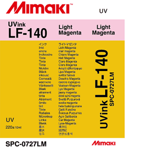 LF-140 UV Curable Ink Cartridge 220ml Light Magenta