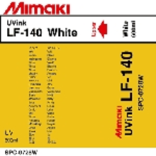 Mimaki LF-140 UV Curable Ink Pack 600ml White