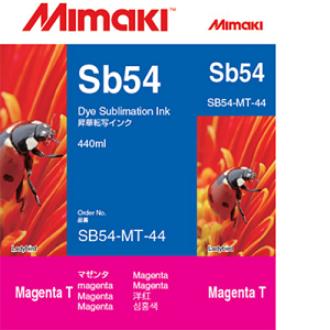 SB54 Dye Sublimation Ink Cartridge 440ml Magenta