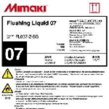 Flushing Liquid 07 (2L Bottle)
