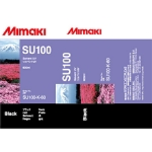 Mimaki SUV Solvent UV Ink Pack 600ml Black