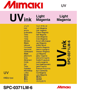 UV Curable Ink Cartridge 440ml Light Magenta