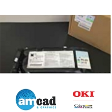 OKI Data ColorPainter Light Cyan Ink Cartridge (SX Ink) 1500ml