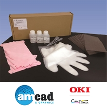 OKI Data ColorPainter Sheet Mount Cleaning Kit A