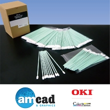 OKI Data ColorPainter Cleaning Swab Set (300 Pieces)