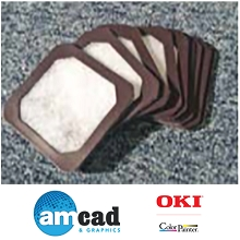 OKI Data ColorPainter Exhaust Fan Filter (60 Pieces)