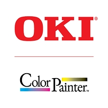 OKI Data ColorPainter IX Ink Cartridge Cyan