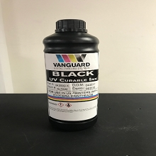 VK300D Series | Kyocera KJ4A UV Curable Ink Bottle (1 Liter) Black