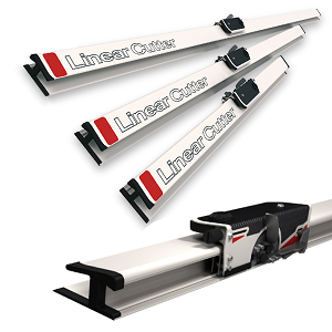 Linear Cutter Set (1 Cutter Head With 4 Extrusion Lengths)