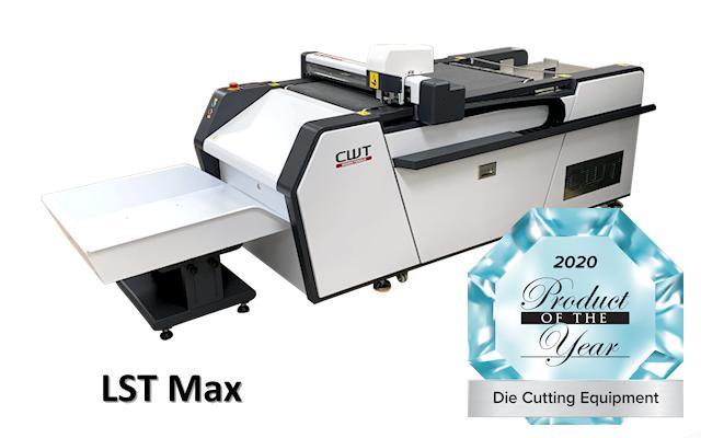 LST Max Digital Die Cutter