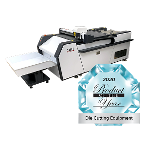 CWT Worktools LST Max Digital Die Cutting System (21inch x 30 Sheets)