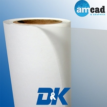 D&K Group Textured PVC Low-Temp Laminate 7 Mil 43 Inches x 200 Feet