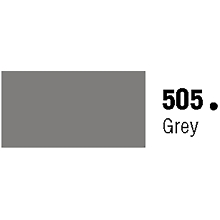 Unpunched Gloss Vinyl Grey 48 Inches x 150 Feet
