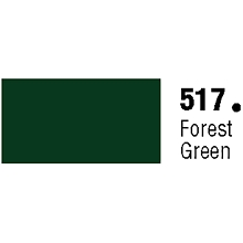 Unpunched Gloss Vinyl Forest Green 48 Inches x 150 Feet
