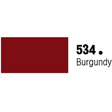 General Formulations 534-30U Unpunched Gloss Vinyl Burgundy 30 Inches x 150 Feet