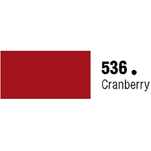 General Formulations 536-30U Unpunched Gloss Vinyl Cranberry 30 Inches x 150 Feet