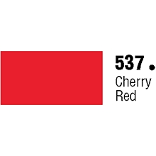 Unpunched Gloss Vinyl Cherry Red 30 Inches x 150 Feet