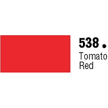 General Formulations 538-30U Unpunched Gloss Vinyl Tomato Red 30 Inches x 150 Feet