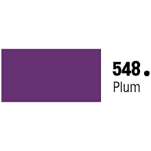 General Formulations 548-30U Unpunched Gloss Vinyl Plum 30 Inches x 150 Feet