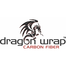 General Formulations Concept 780 Dragon Wrap 5.6 Mil Black Carbon Fiber Wrap Vinyl - 60 Inches x 150 Feet