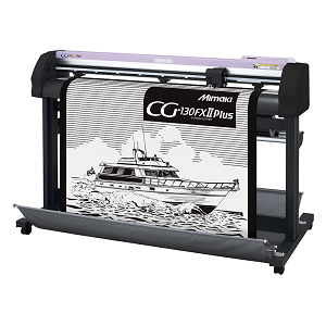 Mimaki CG-130FXII Plus Roll-based Cutting Plotter