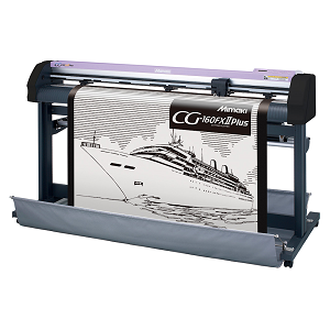 Mimaki CG-160FXII Roll-based Cutting Plotter