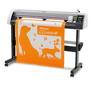 Mimaki CG-100SRIII Series Roll-based Cutting Plotter