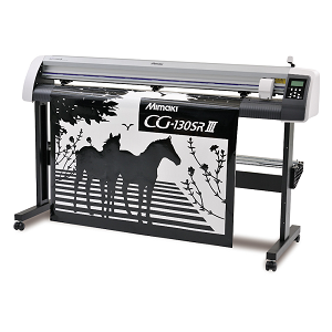 Mimaki CG-130SRIII Series Roll-based Cutting Plotter