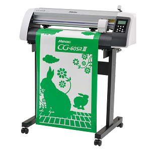 Mimaki CG-60SRIII Series Roll-based Cutting Plotter