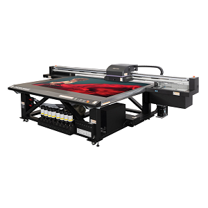 Mimaki JFX200-2513-EX Wide Format UV-LED Flatbed Printer
