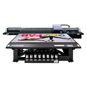 Mimaki JFX200-2513 Wide Format UV-LED Flatbed Printer