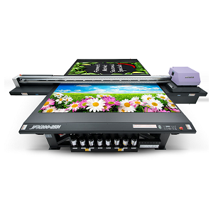 Mimaki JFX200-2531 Wide Format UV-LED Flatbed Printer