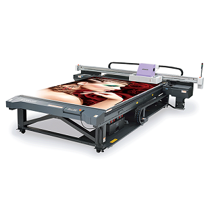 Mimaki JFX500-2131 Large Format UV-LED Flatbed Printer